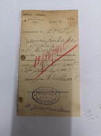 """EMPREZA """"LIBERDADE"""" GALERIA DE PARIS 56 PORTO 1915 - Portugal"""