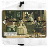 Spain - Museo Del Prado - Las Meninas - P-141 - 07.1995, 500PTA, 9.100ex, NSB - España