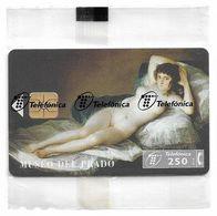 Spain - Museo Del Prado - Maja Desnuda - P-146 - 09.1995, 250PTA, 9.100ex, NSB - España