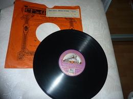 Disque Cie Fse Du GRAMOPHONE La Voix De Son Maître - Werther (Massenet) - 78 Rpm - Schellackplatten