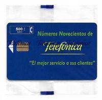 Spain - Telefono 900 - P-379 - 04.1999, 500PTA, 6.000ex, NSB - Spain