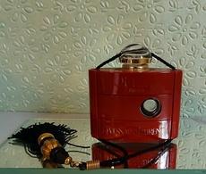 """Ancien Flacon  """"OPIUM  """" De YVES ST LAURENT Avec Son Pompon Parfum 7,5 Ml  VIDE - Flacons (vides)"""