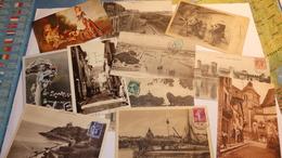 Lots De 100 CPA : Divers - Postcards
