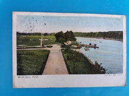 Perth 1904 - North Inch - Kinross - Kinross-shire