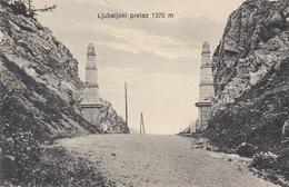 Ljubelj - Border Crossing Yugoslavia-Austria , Grenze , Confine - Slowenien