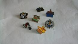 Lot De  7 Pin's ELF - Badges