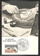 1966 Journée Du Timbre - Maximumkarten