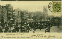 AMSTERDAM - WATERLOOPLEIN - EDIT DR. TRENKLER CO. - 1900s  (BG1283) - Amsterdam