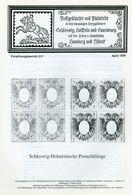 ArGe Schleswig, Holstein + Lauenburg Mit Hamburg + Lübeck - Rundbrief 217 Aus 1996 - Schleswig-Holstein
