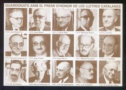 *El Premi D'Honor De Les Lletres Catalanes* Ed. Òmnium Cultural. Dep. Legal B. 19594-83. Nueva. - Escritores