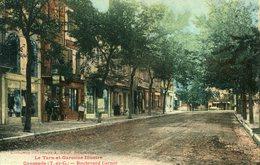 CAUSSADE - Boulevard Carnot - Caussade