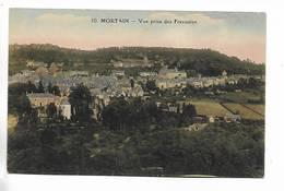 50 - MORTAIN - Vue Prise Des Fresnais. Carte Légèrement Colorée - Other Municipalities