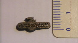 PIN'S - ESPACE - SOCIETE ARIANESPACE - Space