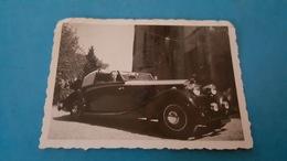 Photo 9x6.5 Voiture Ancienne - Automobiles