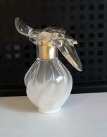 """Flacon Spray """"L'AIR """"de NINA RICCI  EDP 30 Ml   VIDE Pour Collection (N2) - Flacons (vides)"""