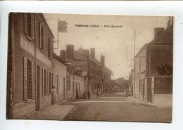 Malleroy  Rue Principale - Autres Communes