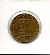 Autriche. 20 S. 200 Ans Du Diocese De Linz. 1985 - Autriche