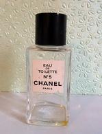 """Flacon Rechargeable   """" N° 5 """" De CHANEL Eau De Toilette 100 Ml  VIDE - Bottles (empty)"""
