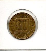 Autriche. 20 S. Les 9 Provinces. 1980 - Autriche