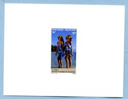 27-09-1990 ÉPREUVE DU 12 FRANCS - French Polynesia