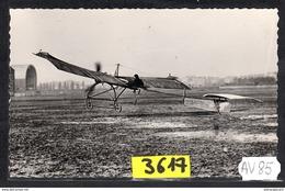 1531 AV81  AK PC CARTE PHOTO3617  LE 10 DECEMBRE 1909 A ISSY MONOPLAN VENDOME  TTB - ....-1914: Precursori