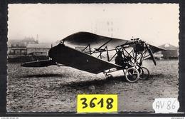 1533 AV86 AK PC CARTE PHOTO MONOPLAN VENDOME NC TTB - ....-1914: Precursori