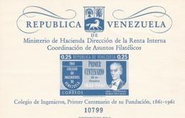 Venezuela Hb 4 SIN VALOR - Venezuela