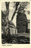 DINGHOLZ, Tingskov Schlosshof (1940) Zensur AK - Allemagne