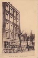 SAINT-MALO. Hôtel Du Tennis - Saint Malo