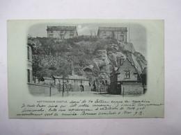 NOTTINGHAM       -  PRECURSEUR DE 1900  -   CASTLE       TTB - Nottingham