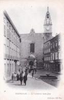 66 - Pyrenées Orientales -  PERPIGNAN - La Cathedrale Saint Jean - Carte Precurseur - Perpignan