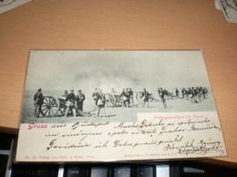 Festungsartillerie Im Feuer 1900 - Manovre