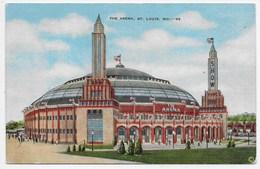 St. Louis - The Arena - St Louis – Missouri