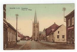 WAVRE N.D. Dorpplaats. Place Du Village - Sint-Katelijne-Waver