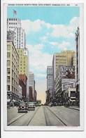 Kansas City MO - Grand Avenue North From 12th Street - Kansas City – Missouri