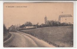 Carte      BAULERS    NIVELLES - Nivelles