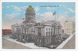 Kansas City MO - Post Office - Kansas City – Missouri
