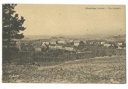 CHAULHAC-- VUE GENERALE - France