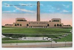 Kansas City MO - The Liberty Memorial - Kansas City – Missouri