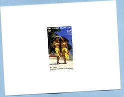 27-09-1990 ÉPREUVE DU 10 F - French Polynesia