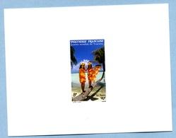 27-09-1990 ÉPREUVE DU 8 F - French Polynesia