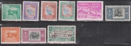 BOLIVIA Scott # Various MH & Used - Bolivia