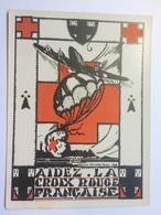 FRANCE - Aidez La Croix Rouge Francaise Postcard - 1948 - Dinard - France