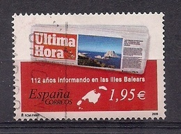 ESPAÑA 2005 - EDIFIL Nº 4166 - USADO - 2001-10 Gebraucht