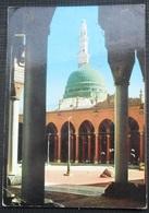 Saudi Arabia, Holy Mosque Medina - Saudi Arabia