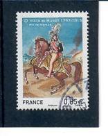 Yt 5157 Murat Portion De Cachet Rond - France