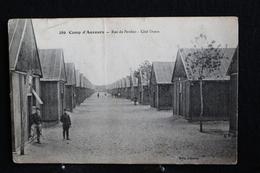 R - 52 / France [72] Sarthe,  Autres Communes -  Camp D'auvours - Rue De Perthes Coté Ouest   / Circulé  1916 - Carcassonne