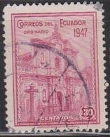 ECUADOR Scott # 479 Used - Ecuador