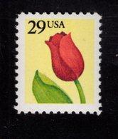 664454158 USA 1991  POSTFRIS MINT NEVER HINGED POSTFRISCH EINWANDFREI SCOTT  2524 FLOWER TULIP - United States