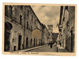 D0260 RIETI CITTADUCALE CORSO VITTORIO EMANUELE - Rieti